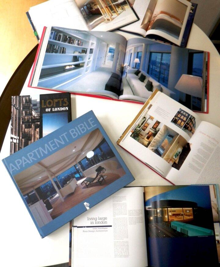 Form Architecture books