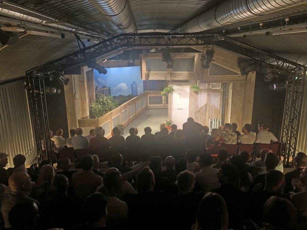 Press Night of Beautiful Thing at Above The Stag