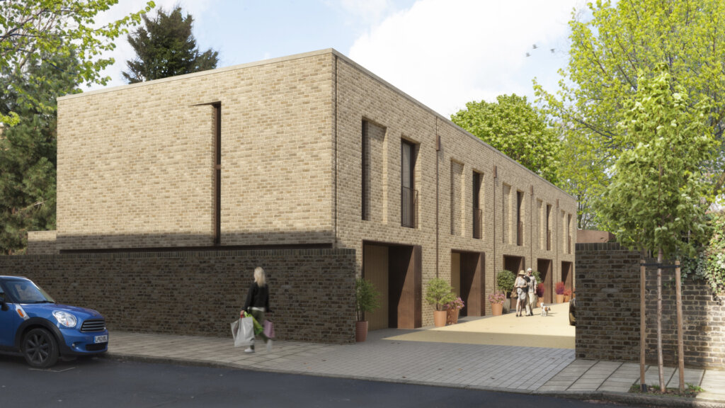 Walcot Square brownfield residential development granted Planning Consent