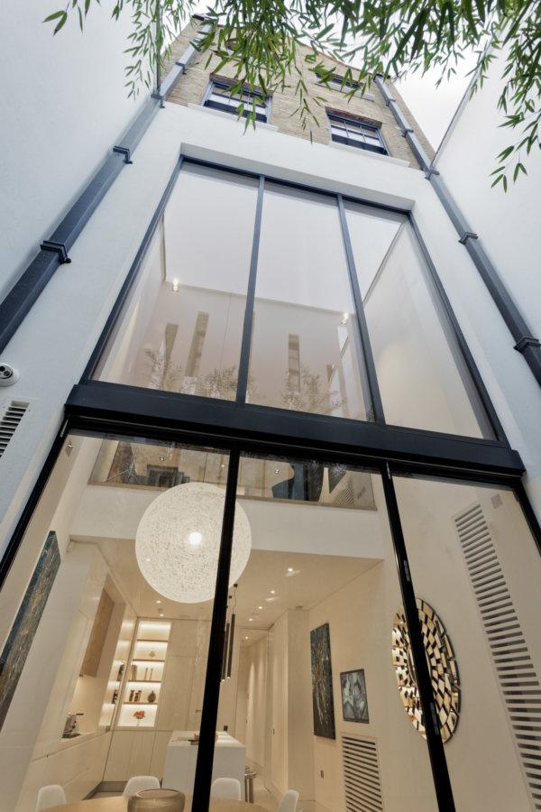 FORMstudio's Narrow House shortlisted for AJ Retrofit Award